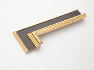 Profil 620300 Ausführung 23 Karat Gold, Platte farbig C09